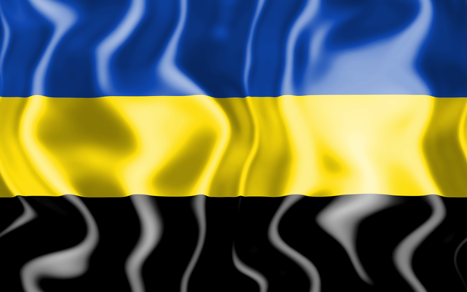 3D vlag van Gelderland
