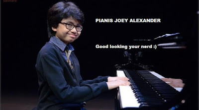 Joey alexander Pianis  Indonesia Nominator Termuda Grammy Award di Kategori 'Jazz'