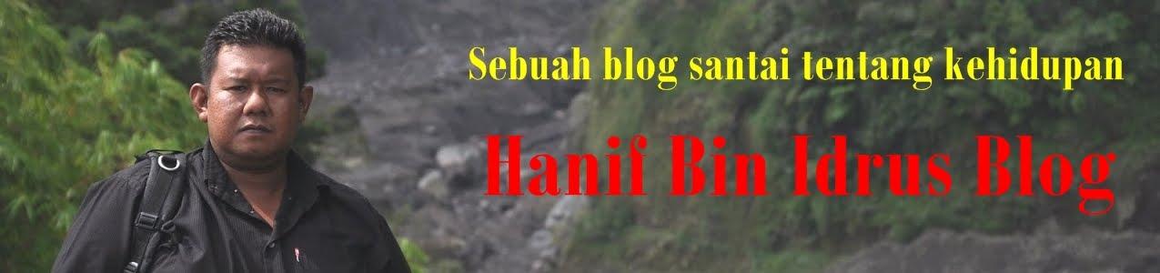 Hanif  Bin Idrus