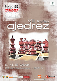 VIII Ciudad de Zaragoza de Ajedrez