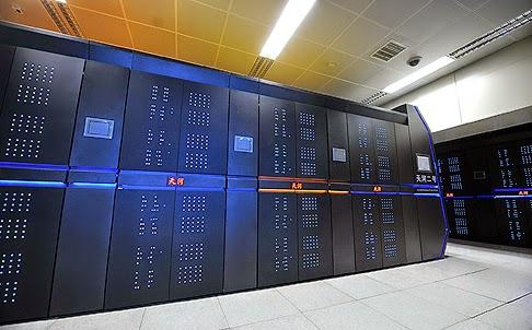 O computador mais rápido do mundo roda Ubuntu