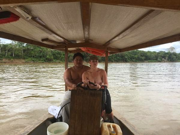 Chelsea Handler Topless in the Amazon River, Chelsea Handler Topless