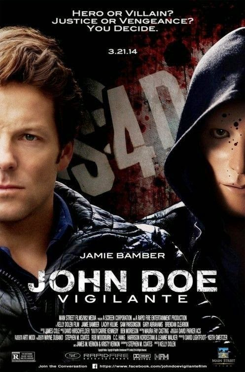 John Doe: Vigilante – Legendado
