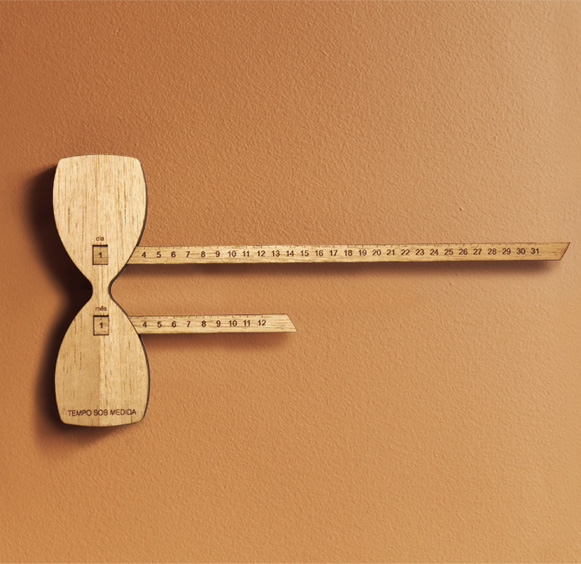 Календар Пясъчен часовник