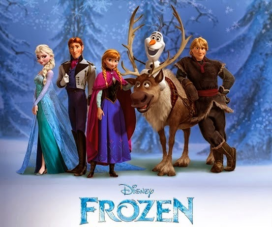 Frozen DVD Review Mom Blogger