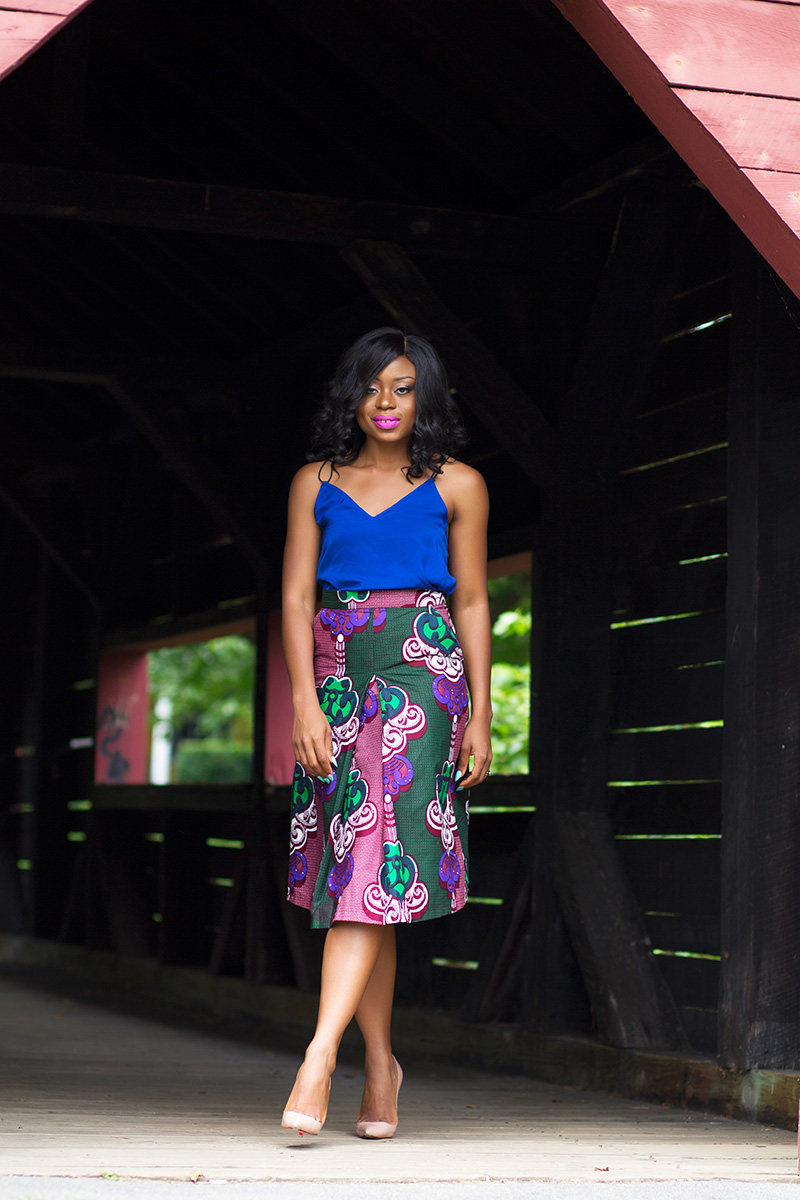 Attolle Clothiers African skirt