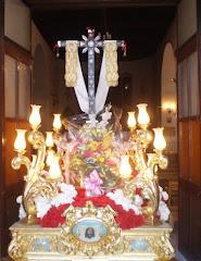 Fiestas en honor de nuestra patrona       LA SANTA CRUZ