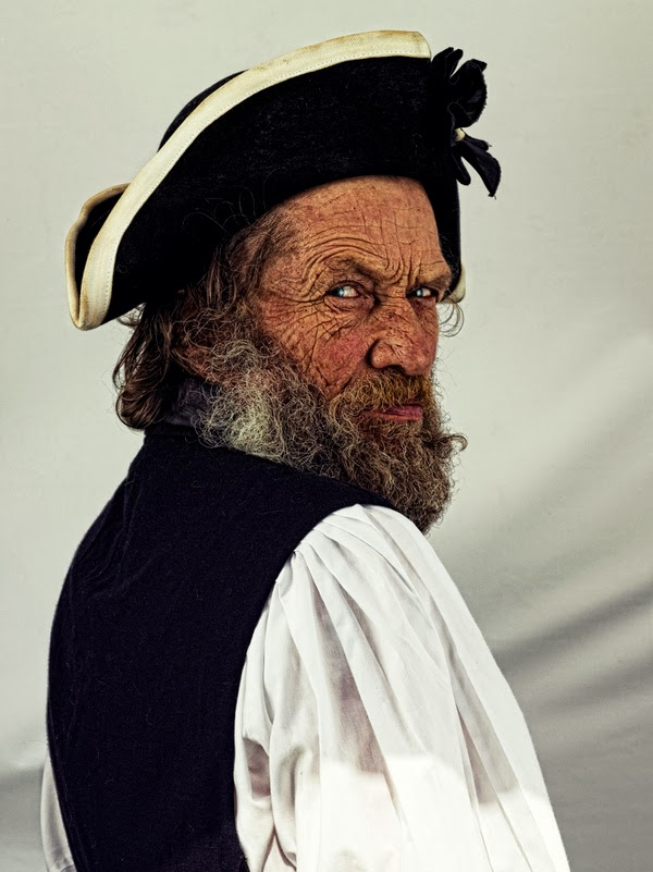 Portrait Photography by Michael Kennedy
