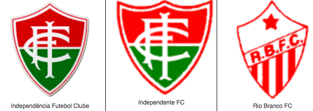 Times Campeões de Futebol da Primeira Divisão do Acre