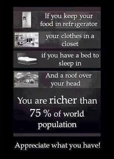 richer man of the world