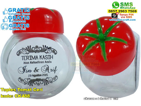 Toples Tomat Ceri