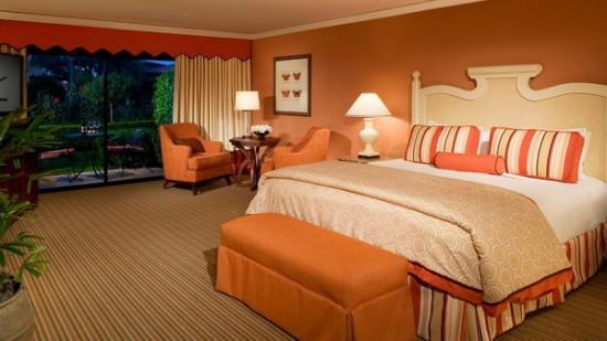 the shopping online chambre des id es peinture orange. Black Bedroom Furniture Sets. Home Design Ideas