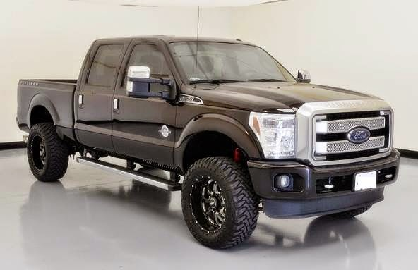 Ford Super Duty Redesign
