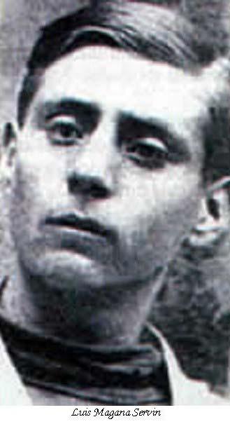 Beato Luis Magaña Servín