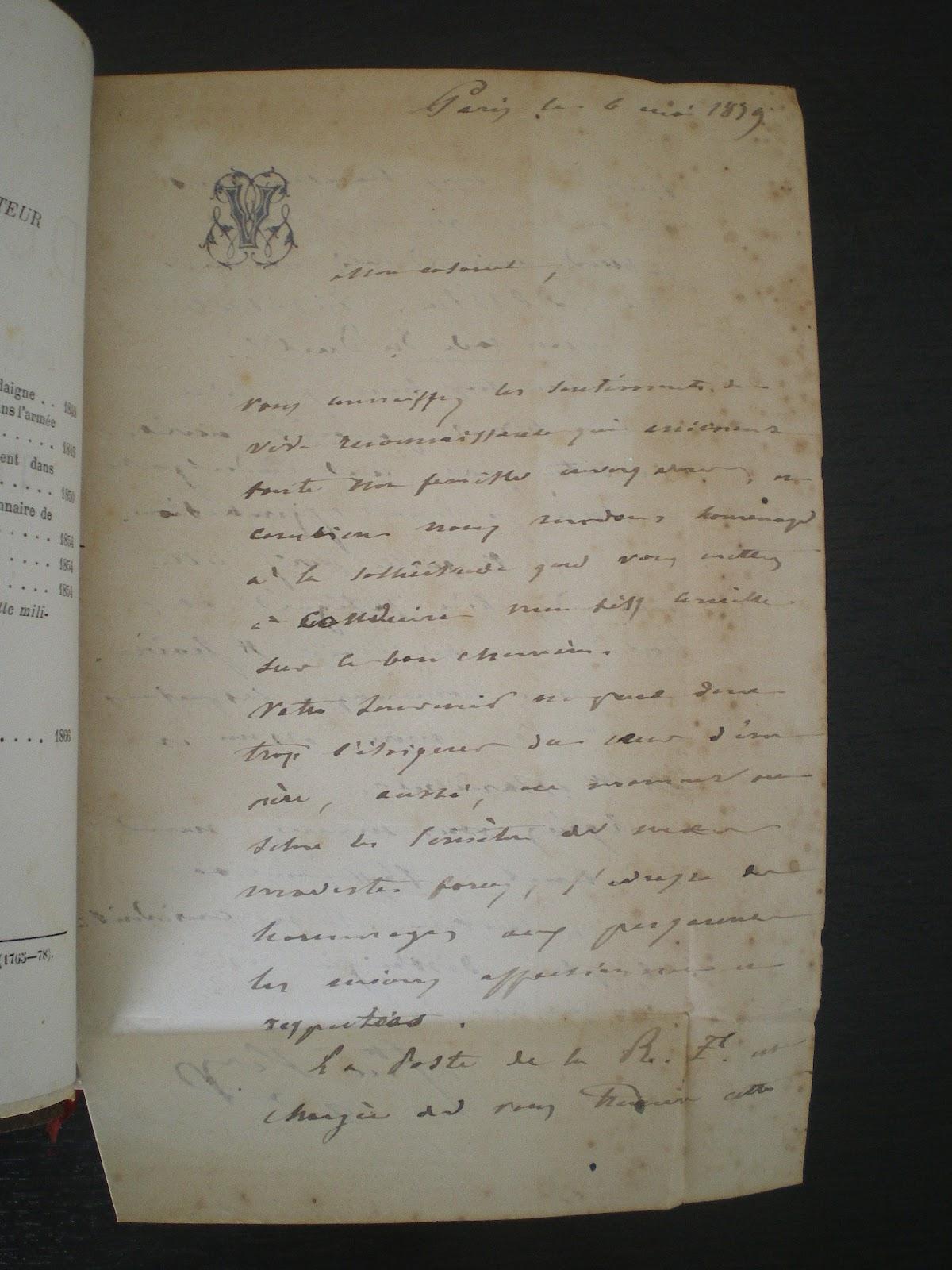 librairie ancienne florence velk lorient verger saint thomas nouveau code du duel 1879. Black Bedroom Furniture Sets. Home Design Ideas