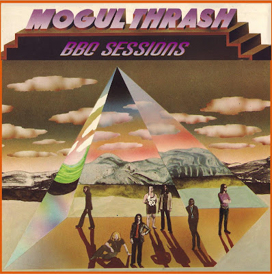 Mogul Trash - BBC Sessions Paris Theatre 1971 - Great UK Brass Rock