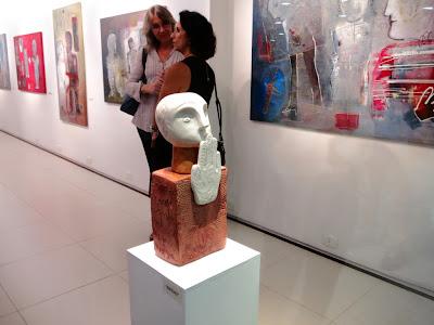 Abstraimentos, Edineusa Bezerril, HRocha Galeria de Arte.