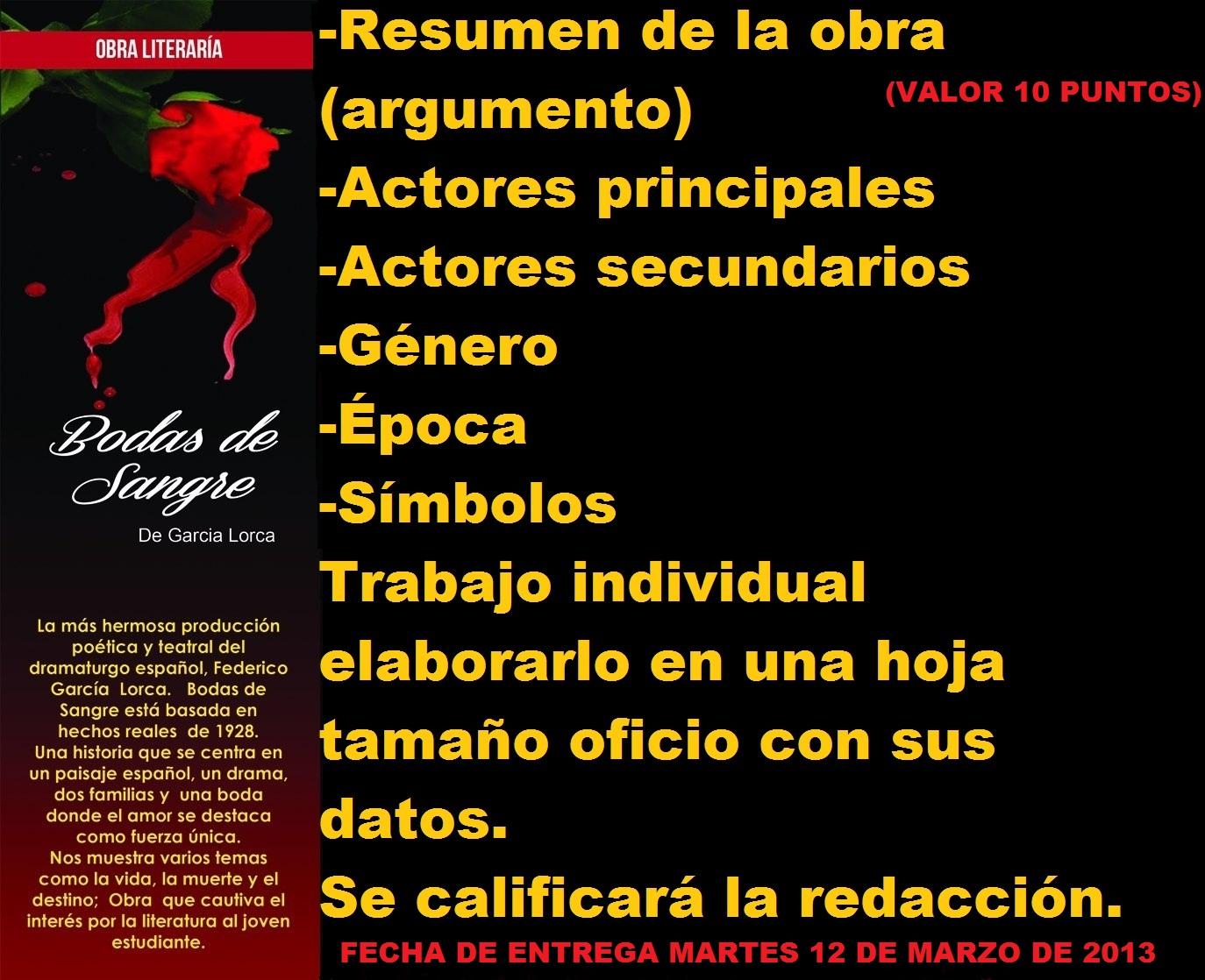 COMUNICACIÓN ORAL Y ESCRITA: 2013