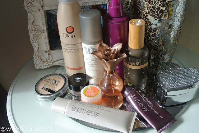 Finish 10 Beauty Products By Christmas Eve