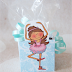 Funny Ballerina: Free Printable Boxes.