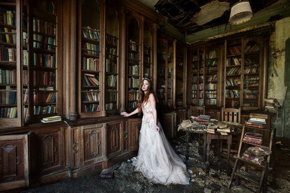 Rebecca Litchfield Bathory fotografia artística lugares abandonados Submundo Underworld mitologia grega surreal onírica