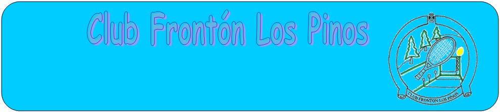 Club Frontón Los Pinos