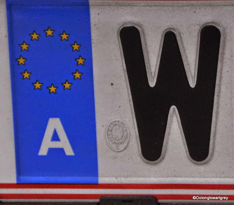 European Numberplate: Austria