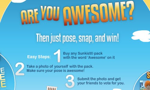 awesome contest steps
