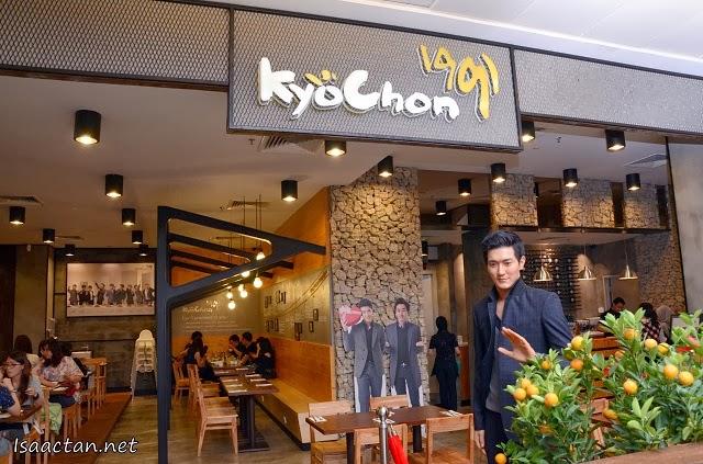 KyoChon Malaysia Korean Fried Chicken @ 1 Utama, Bandar Utama