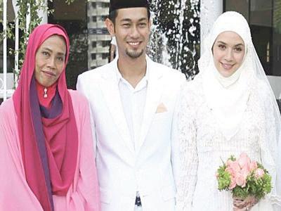 Malaysia, Hiburan, Artis Malaysia, Selebriti, Faris Kamil, tak, tahan, dengan, ibu mertua, Norsiah Ramli