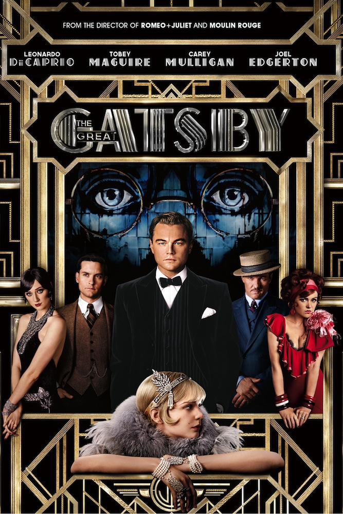 the great gatsby movie review The problem with turning any book into a movie is that inevitably something will get los.