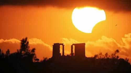 Σήμερα η έκλειψη ηλίου – Ορατή και από την Ελλάδα