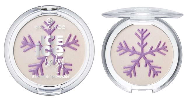 Essence Ice Ice Baby Trend Edition Shimmer Powder