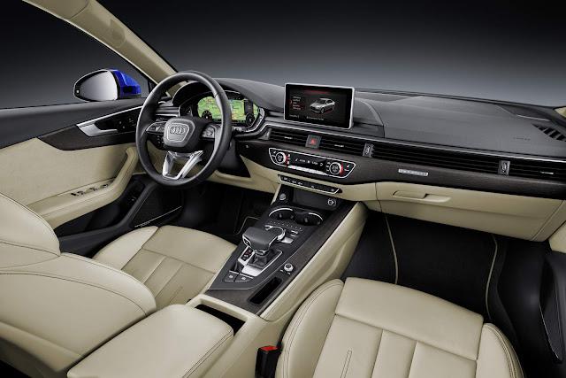 2016 Audi A4 - painel