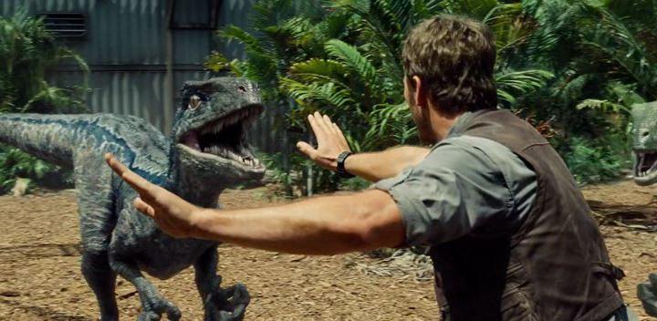 Jurassic World film completo streaming in italiano
