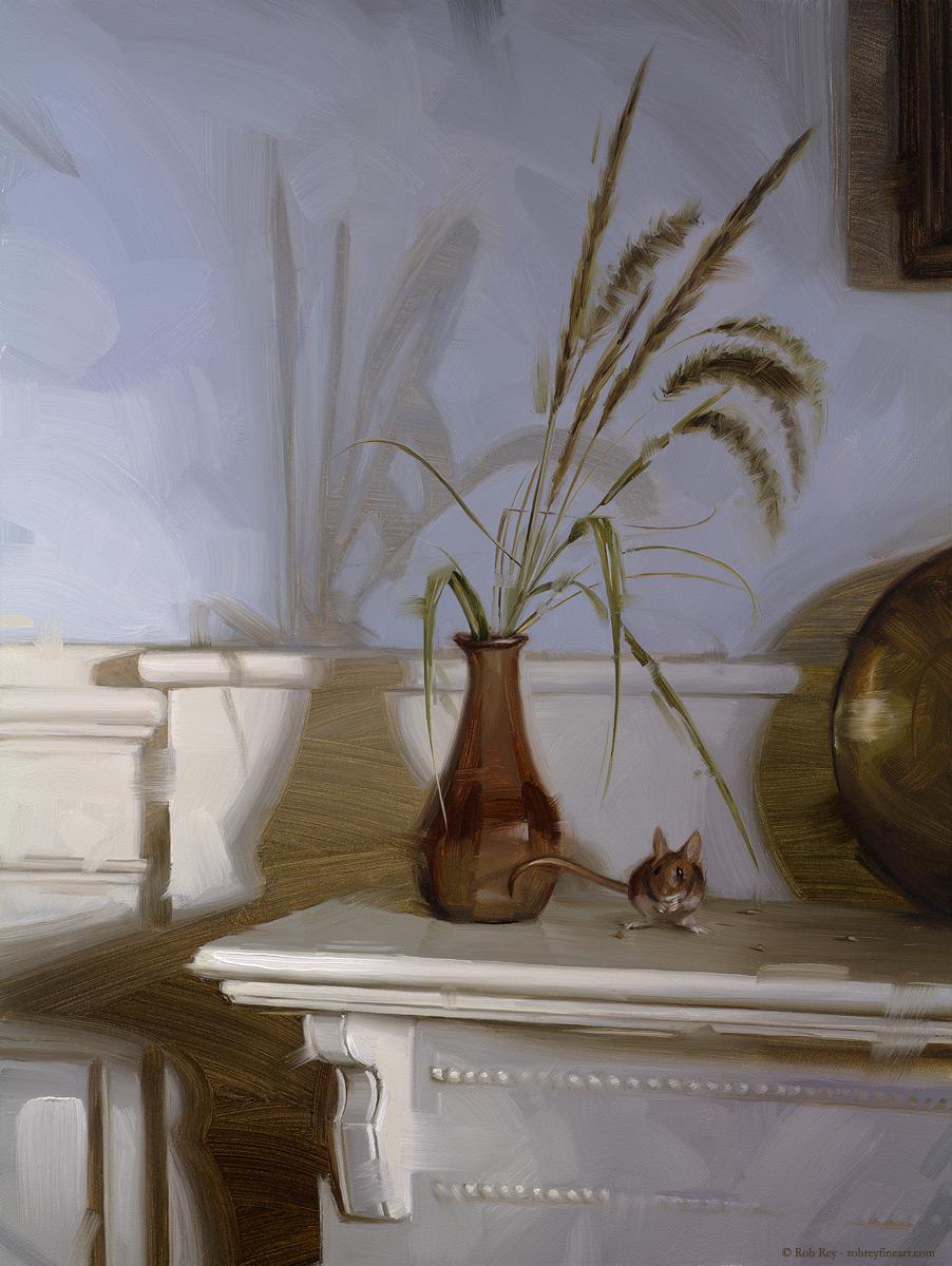 Fallen Seeds by Rob Rey - robreyfineart.com