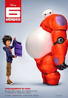 Próximamente más cine: 6 Héroes