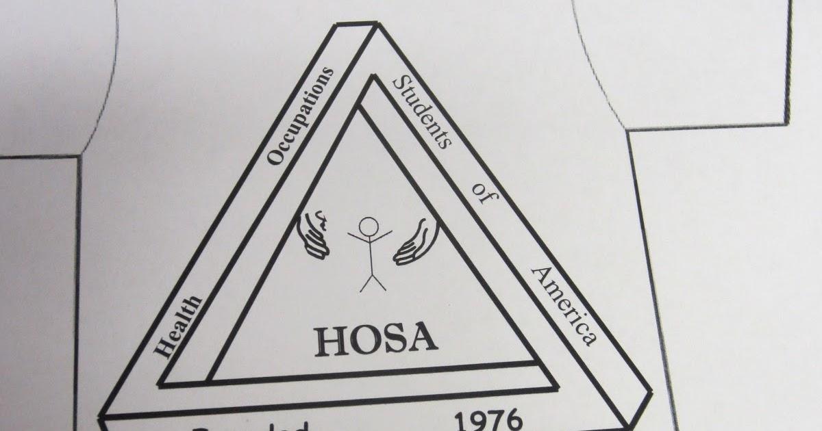 Northeast Missouri Ahec Hosa Chapter T Shirt Design