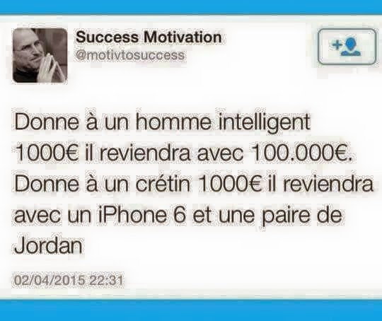 L'homme intelligent