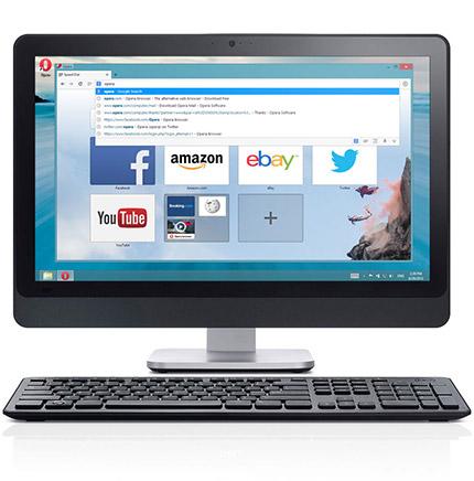 Opera Browser Untuk PC