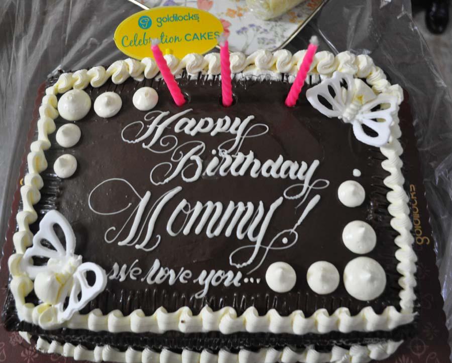Happy Birthday Mommy ~ Rochelles life : happy birthday mommy ♥