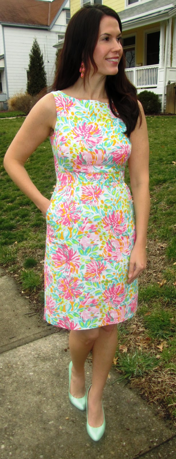 colorful corporate easter featuring lilly pulitzer pastels