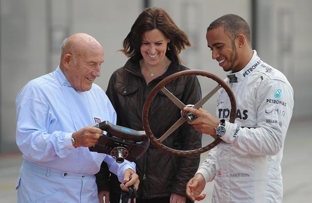 Teknologi Steer Mobil Formula 1