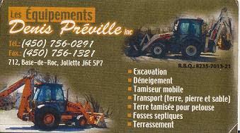Équipements Denis Préville inc.