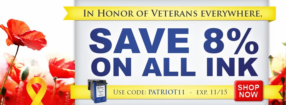 Veterans Day Savings Offer