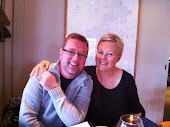 Vi som driver bloggen är Annika & Lasse