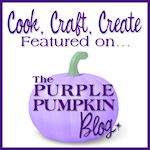Featured on The Purple Pumpkin Blog
