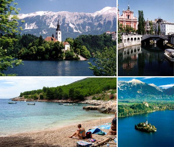 Словения - страна, где делают качественную сантехнику...