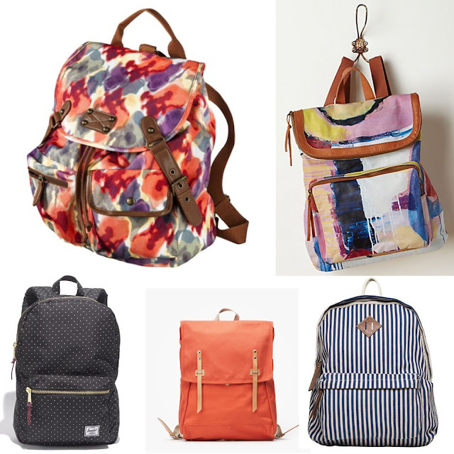 STYLIN' BACKPACKS