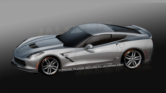 Malaysia Motoring News 7th Chevrolet Corvette Revealed In Cad